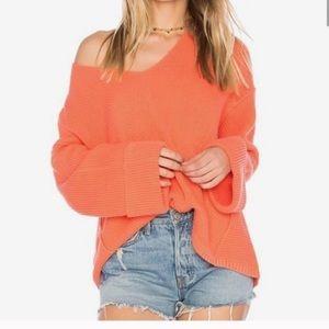 Free People La Brea Oversized Sweater